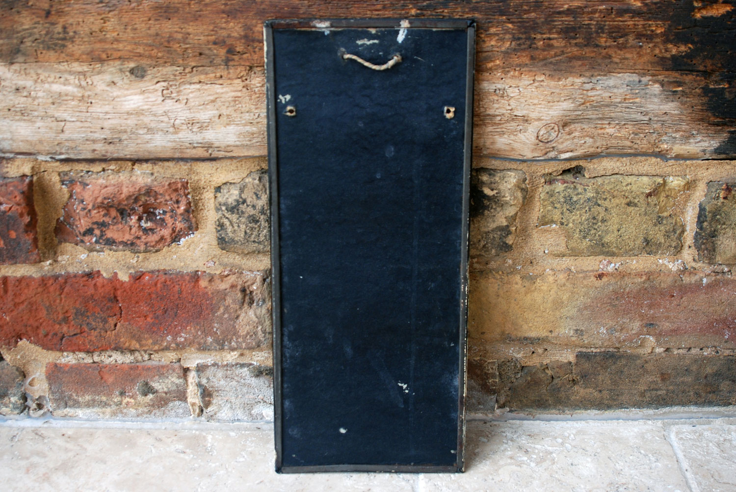 antique 1930s household wants indicator advertising hygena cabinets